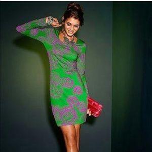 🆕 NWOT Venus Geo Print T-Short Dress